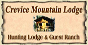 Crevice Mountain Lodge